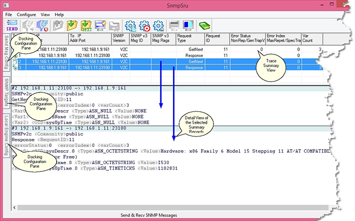 snmp utility for snmp testing and snmp debugging